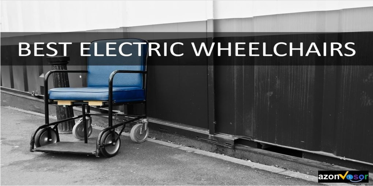 10 Best Electric Wheelchair and Electric Scooter Choices in 2019 [Reviews]